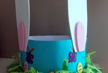 Easter bonnets / by Catherine Jackman