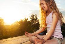 Yoga Poses and Inspiration