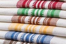 COLLECTION // TOWELS / Handwoven towels. Kitchen. Home. Bath. Outdoors.