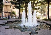Water: ponds, сreek
