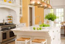 beauty: home: kitchen inspiration / For reno next five years