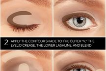 Makeup tutorials eyes and brows