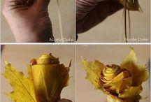 Herbstbastel