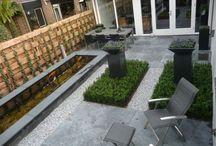 Tuinen / De tuin in Veenendaal Oost