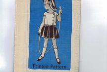 Vintage Patterns / Everything old is new again....