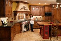 Kitchen remodel / by Becky Wallace