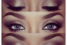 Formal Makeup For Blue Eyes