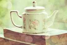 Time For Tea / by Holly Woosey