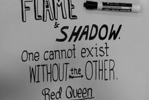 Red Queen / Anyone can betray anyone