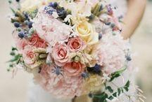 Bouquets - Soft Colours
