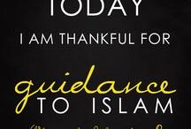 Alhamdulillah/ Gratitude