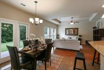 DSLD Dining Rooms / Gather ideas for your new DSLD home!