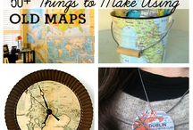 Crafts for travellers / Crafts and DIY ideas to satisfy your wanderlust and make great keepsakes of your travels
