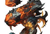 Monster artist Game