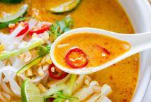 menu southeast asia