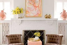 Living Rooms /  Foyers / by Alice Evans