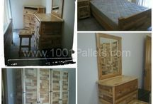 Pallet Furnature & Projects