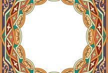 keleti minta/ornamentika