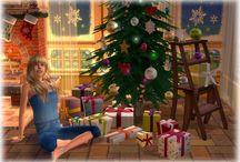 TS2 Themes - Christmas