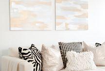 Obrazy a zdi