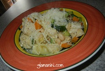 Recipes / by glamazini