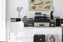 Folkster <3 Office / Office and study design inspirations - everything Folkster loves, from Scandinavian to Industrial to SouthWestern to MidCentury to vintage to retro to minimalist to luxe to modern to...whatever takes our fancy! We love home decoration and interior design and styling - we'll add photos here as we find them for you to add to your own house pinterest albums!