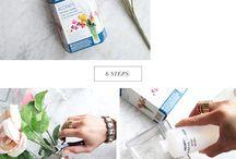 DIY Silk Flower Arrangements