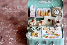 Miniatures / Adorable miniatures. Some with tutorials, descriptions or pattern. Others for inspirations. I realize that I can't throw away ANYTHING, it might be useful. :-)  / by Inger Carlsson