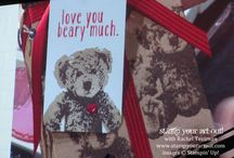 Cards ~ S/U Baby Bear 2016