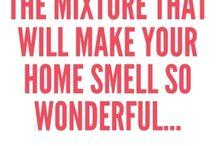 House Smell Nice