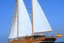 Vela e navegación / O mar é liberdade
