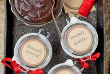 "Homemade Chocolate Hazelnut Spread ""Nutella"" via DeliciouslyOrganic.net @Deliciously Organic"