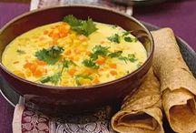indische linsensuppe