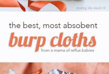 Baby Bib Patterns / Baby Bib Patterns for DIY sewing