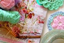 Crochês da vovó / Arte em crochê