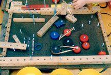 Teach carpentry