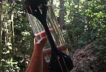 BLACK - 321WATER Filter Bottle