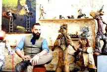 The Sculpture Artist (Terzis Vaggelis ) / Terzis Vaggelis ...