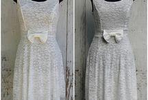 Lengthen dresses