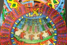 Multicultural Art / Projects and Art Samples
