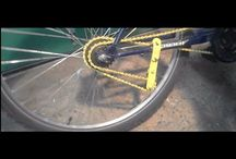 homemade bicycle