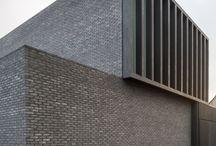 Brick achitecture