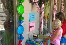 Christmas Booth _Ideas