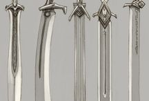 swords and axes
