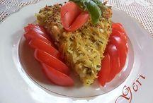 Vegetarisch - Ястия без месо / Vegetarisch - Ястия без месо