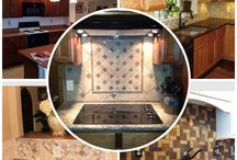 Alamo Handyman Kitchens / We do a lot of kitchen remodeling. The kitchen is one of the most important rooms in the house so we work hard to meet and exceed your specifications. We help you creat the kitchen of your dreams! www.alamohandymantx.com