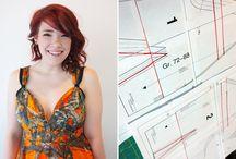 Sewing / by Gillian Hagemann