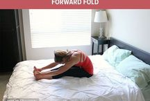 Workout and yoga