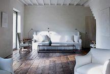 Eco style / Interior design