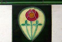 Glasgow tiles